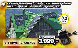 3,24 kWp PV-Anlage