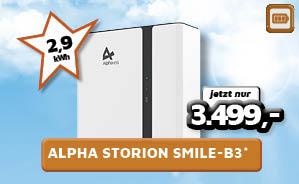 Alpha Storion SMILE-B3*
