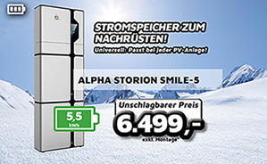 Alpha Storion Smile5 5,5 kWh