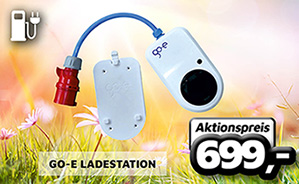 GO-E Ladestation