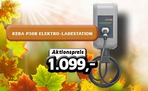 Keba P30B Elektro-Ladestation