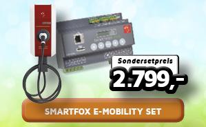 Smartfox E-Mobility Set