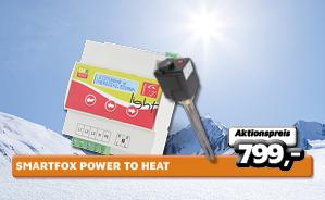Smartfox Power to Heat