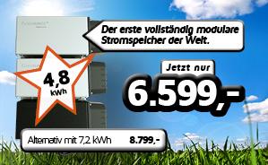 Solarwatt MyReserve Matrix 4,8 kWh