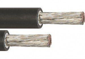 Bei den Kabeln sollte nicht gespart werden, nur um niedrige Photovoltaik Preise zu erzielen.