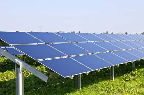 Freifeld-Photovoltaik