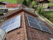 Photovoltaik-Anlage Einfamilienhaus in  Bad Hofgastein