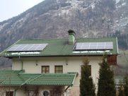 Photovoltaik-Anlage Einfamilienhaus in Gastein