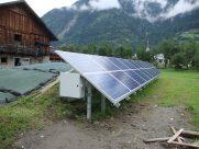 Photovoltaik-Anlage Freiflächen-Anlage in Bad Hofgastein