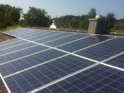 Photovoltaik-Anlage Einfamilienhaus Ludmannsdorf