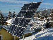 Photovoltaik-Anlage Nachgeführte Anlage Lavamünd