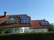 Photovoltaik-Anlage Einfamilienhaus St. Paul
