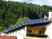 Photovoltaik-Anlage Wohnanlage Ettendorf