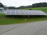 Photovoltaik-Anlage Freifeldanlage St. Paul
