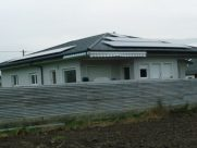 Photovoltaik-Anlage Bungalow St. Andrä