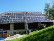 Photovoltaik-Anlage Betriebsgebäude St. Paul