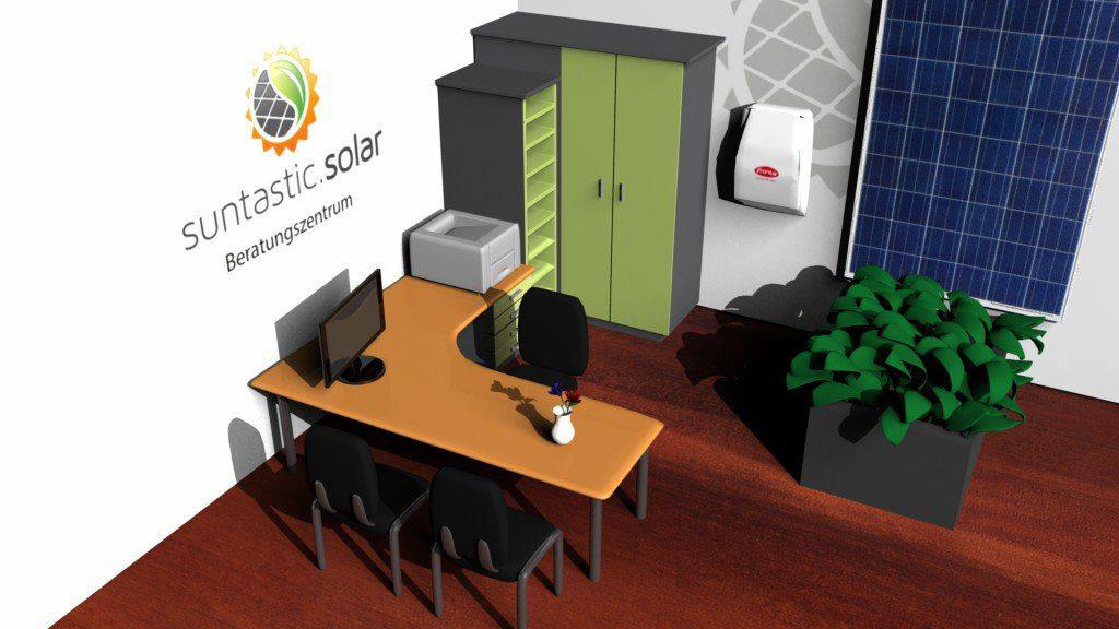 Im Photovoltaik-Beratungszentrum bekommen Sie alle Informationen zu Photovoltaik-Preisen