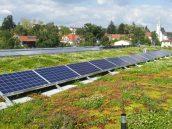Photovoltaik-Anlage Gemeinde Taufkirchen Pram