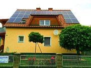Photovoltaik-Anlage Privathaus - Kapfenberg, 5,2 kWP