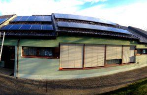 Kindergarten Günselsdorf, 13 kWp