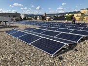 Photovoltaik-Anlage Fa. Radatz GmbH, 102,6 kWp