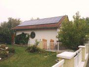 Photovoltaik-Anlage Privathaus - Oberwaltersdorf, 5,72 kWp
