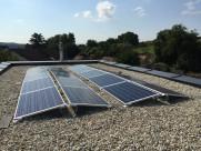 Photovoltaik-Anlage Fahrleitner