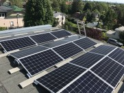 Photovoltaik-Anlage Graziadei