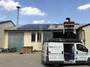 Photovoltaik-Anlage Bauhof Optimiert