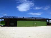 Photovoltaik-Anlage Abwasserverband Groß Kadolz