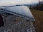 Photovoltaik-Anlage Pumpwerk