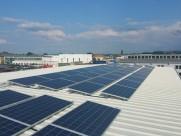 Photovoltaik-Anlage Industrieanlage 28,8 kWp