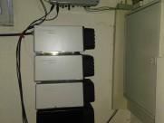 Photovoltaik-Anlage Solarwatt Stromspeicher
