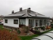Photovoltaik-Anlage 6,5 kWp Süden und Westen