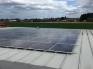 Photovoltaik-Anlage Stockinger Erdbau GmbH