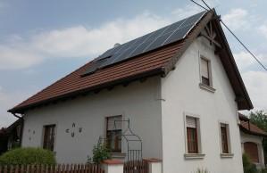 6,0 kWp Süden und Westen