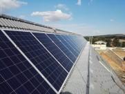 Photovoltaik-Anlage 7 kWp PV-Anlage auf Mehrparteienhaus