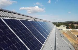 7 kWp PV-Anlage auf Mehrparteienhaus