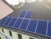 Photovoltaik-Anlage 5,2 kWp Wien 16 Einfamilienhaus