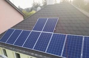 5,2 kWp Wien 16 Einfamilienhaus