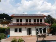 Photovoltaik-Anlage 8,7 kWp in Wien 16 verteilt auf 2 Dächer
