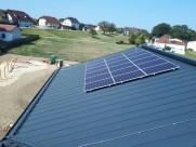 Photovoltaik-Anlage Kindergarten Viehdorf