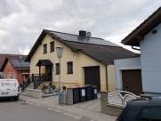 Photovoltaik-Anlage 5,6 kWp SüdWest