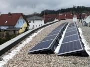 Photovoltaik-Anlage WHA Kollmitzberg