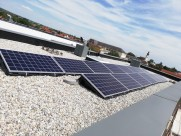 Photovoltaik-Anlage WHA Etsdorf BT I
