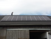 Photovoltaik-Anlage PV-Anlage 15kW St. Oswald