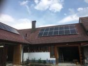 Photovoltaik-Anlage Kleinhaslau