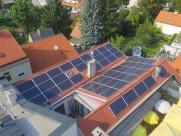 Photovoltaik-Anlage Restaurant Rhodos Langenzersdorf