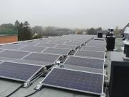 Photovoltaik-Anlage Wohnpark St. Helena