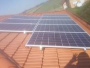 Photovoltaik-Anlage Energieautarker Kindergarten Neuaigen